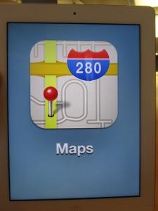 New iPad Zoomed